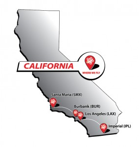 Where we Fly CA