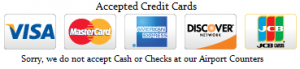 MW Accepted Credit Cards