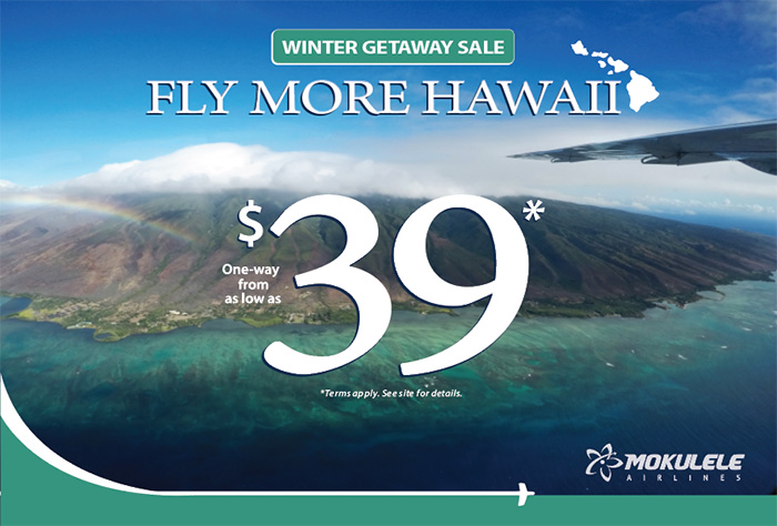 Winter Getaway Sale