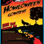 Howl-O-Ween Flyer