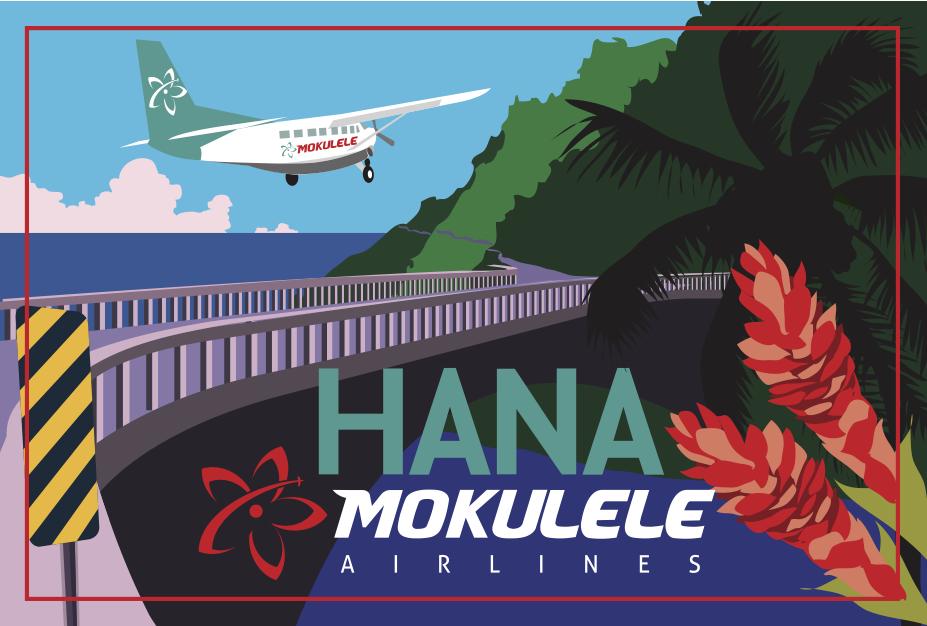 Hana Postcard